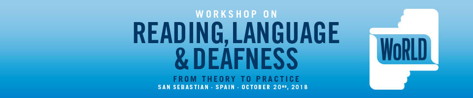 WoRLD- From theory to practice 20th Oct. - 20th Oct.